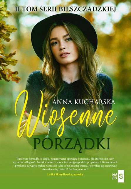 """""""Wiosenne porządki"""" Anna Kucharska"""
