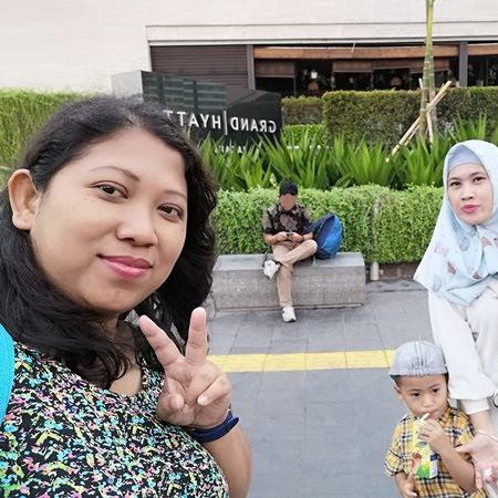 Orang Pulau Coba MRT Jakarta | Seru Banget