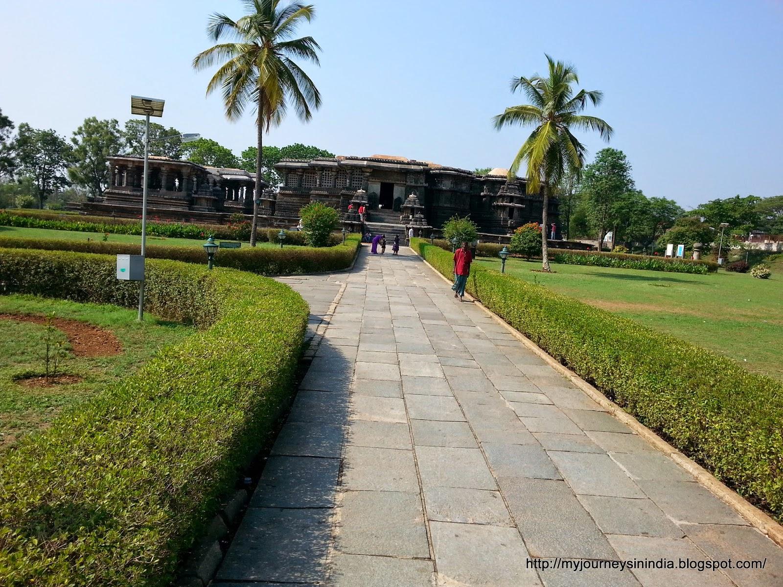 Halebidu Hoysaleshwara Temple