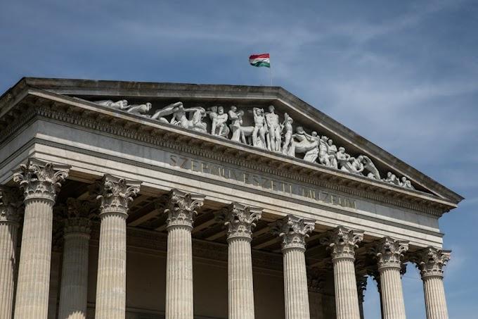 Szombaton újranyílik a Szépművészeti Múzeum és a Magyar Nemzeti Galéria