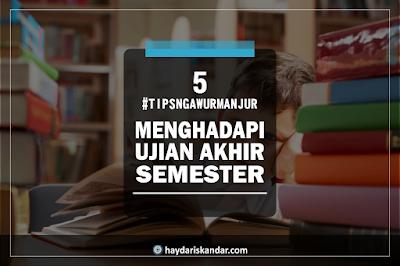Haydar Iskandar Ujian Tips