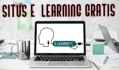 Mencari Situs E-Learning yang Gratis Untuk Belajar di Rumah