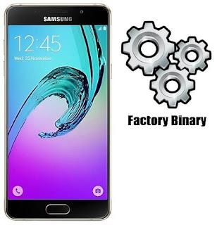 Samsung Galaxy A5 2016 SM-A510Y Combination Firmware