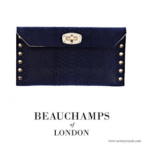 Countess Sophie of Wessex Beauchamps of London Clutch