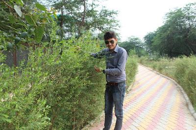 My visit to Nahan - Rishabh Datta