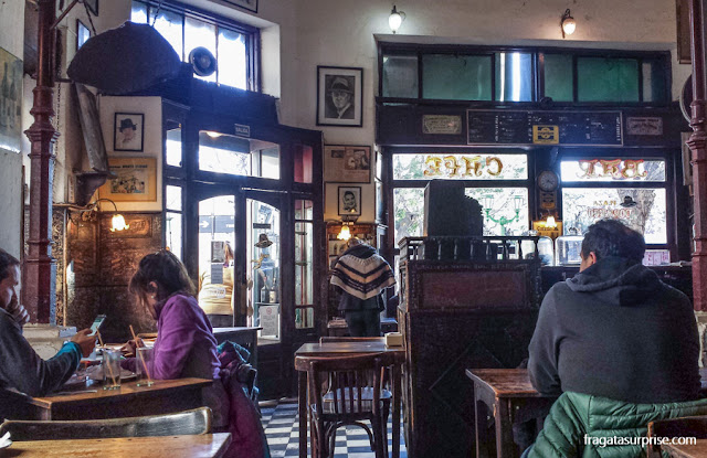 Café y Bar Dorrego, Buenos Aires
