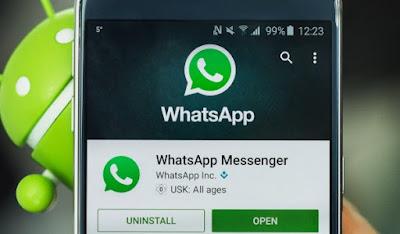 buat akun whatsapp di hp