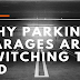 Why Parking Garages Are Switching to LED #infographic