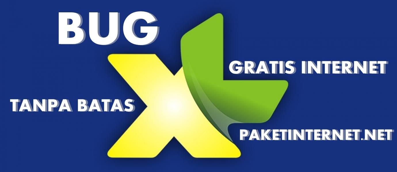 BUG XL Internet Gratis Unlimited
