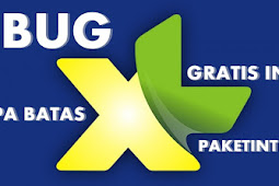 200+ Daftar BUG XL Internet Gratis Unlimited Terbaru Juni 2018