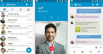Download Dual BBM Mod BBM2,BBM3,BBM4 v3.2.2.8 Apk