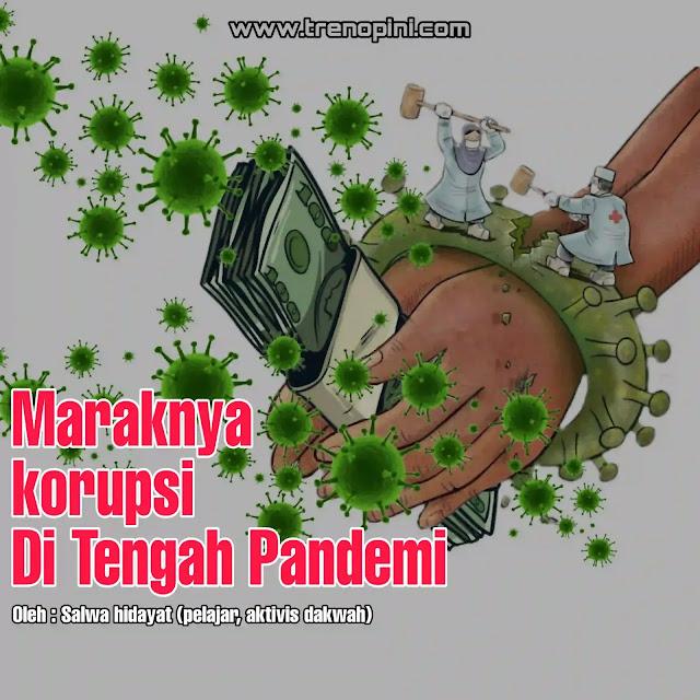 """Jika ditilik dari kasus maraknya korupsi di negeri Indonesia , maka dapat di tarik benang merah bahwa para orang berdasi dapat melakukan tindakan tersebut disebabkan oleh bebeberapa factor dan factor tersebut adalah mahalnya biaya untuk menduduki bangku kekuasaan , seperti yang di ungkapkan oleh ICW """"maraknya kasus korupsi di akibatkan oleh biaya politik menjadi tinggi juga akibat kebutuhan dana kempanye, hingga mahar politik yang umumnya di gunakan partai politik sebagai syarat mengusungkan calon"""" , di dalam kancah politk saat ini sudah hal ynag tidak tabu lagi jika untuk meraih kekuasaan mengharuskan mengeluarkan jutaan modal , dan pastinya terdapat banyak pengusaha di belakang para calon penguasa, yang mana tugasnya mereka adalah pemodal calon penguasa agar dapat menduduki bangku kekusaan seperti slogan kapitalisme 'tidak ada makan siang gratis', alhasil terjadilah sistem 'balik modal' yang mana para penguasa haruslah menuruti segala keinginan pengusaha."""
