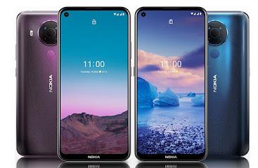 مواصفات هاتف نوكيا Nokia 5.4 نوكيا Nokia 5.4 الاصدار: TA-1333, TA-1340