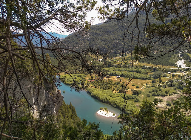 Mirador, Reserva Nacional Futaleufú, Patagonia, Chile