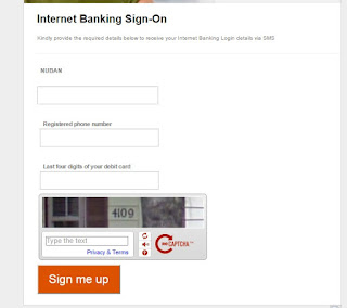 sign up for gtbank internet banking online