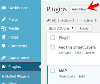 apa itu plugin WordPress dan bagaimana cara menginstall plugin wordpress