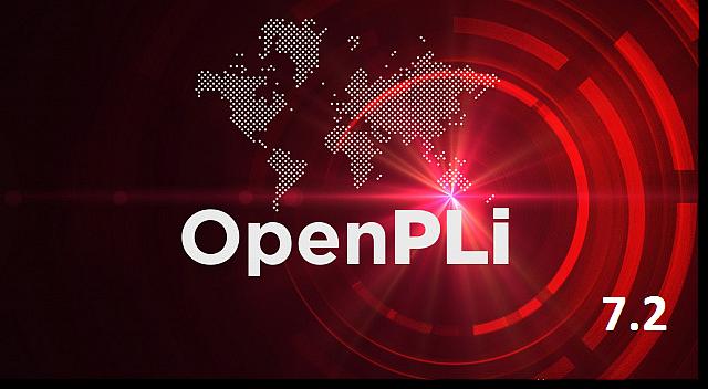 [FW E2]: OpenPLi v.7.2 RC (01DEC19)