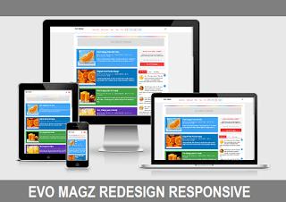 evo-magz-redesign responsive free