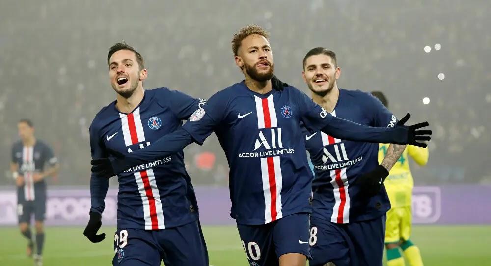 موعد مباراة باريس سان جيرمان ونانت الدوري الفرنسي