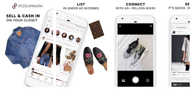 Download Poshmark - Buy & Sell Fashion Mobile App