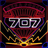 707 [Mega Force - 1982] aor melodic rock music blogspot full albums bands
