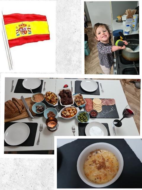 Spanish traditional tapas recipes croquetas jamon serrano padron peppers olives crema catalana