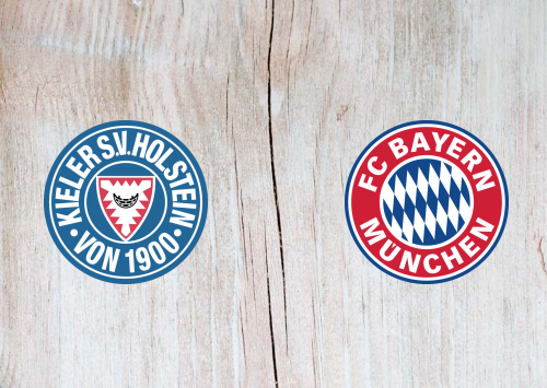 Holstein Kiel vs Bayern Munich -Highlights 13 January 2021