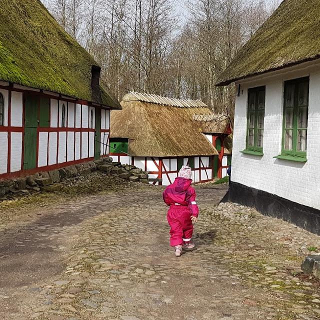 6 spannende Highlights im Süden von Als. Das Areal der Vibaek Wassermühle kann man gut mit Kindern besuchen.