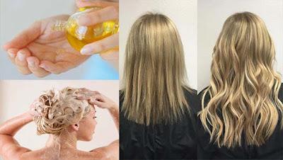 5 façons de faire pousser les cheveux