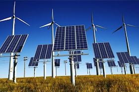 University Research into Alternative Energy
