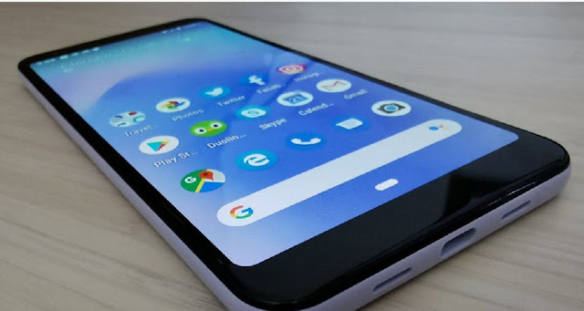 Google Pixel 3a xl Review Software