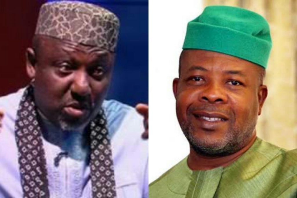 Rochas Okorocha Breaks Silent, Gave Sound Warning To Governor Emeka Ihedioha