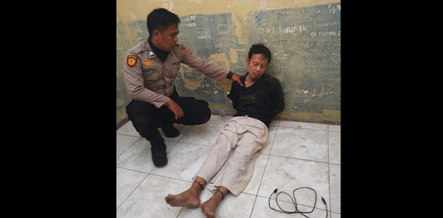 Pria Penusuk Wiranto