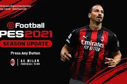 AC Milan Graphic Menu 2021 For - PES 2017