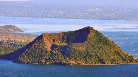 philippines facts Taal Volcano