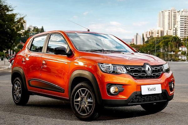 Ficha Técnica Renault Kwid Zen (2018)