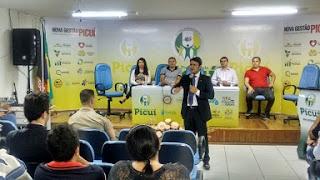 Promotoria requer relatório de saúde pública e apresenta minuta para criação de Conselho Municipal de Segurança em Picuí