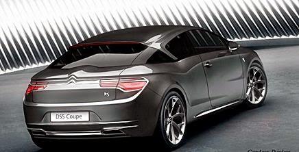 cars option 2015 citroen ds5 coupe design review. Black Bedroom Furniture Sets. Home Design Ideas