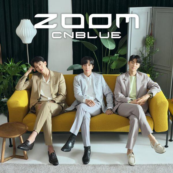 CNBLUE – ZOOM – Single