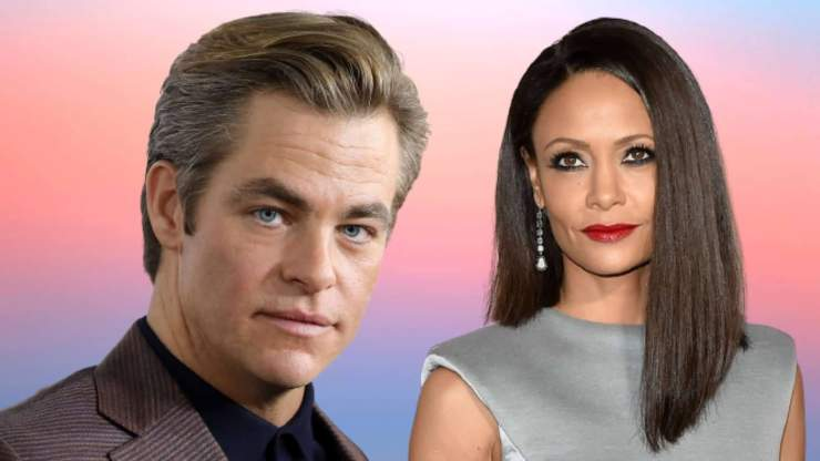 Chris Pine aur Thandie  Newton iss Action Thriller movie najar ayenge