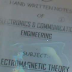 Electromagnetic Theory and Transmission Lines Hand Written Lecture Notes PDF - Study Material