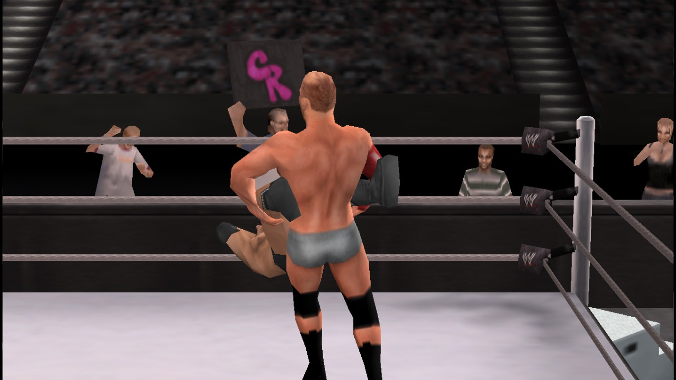 Download WWE SmackDown VS. Raw 2011 Game PSP ISO