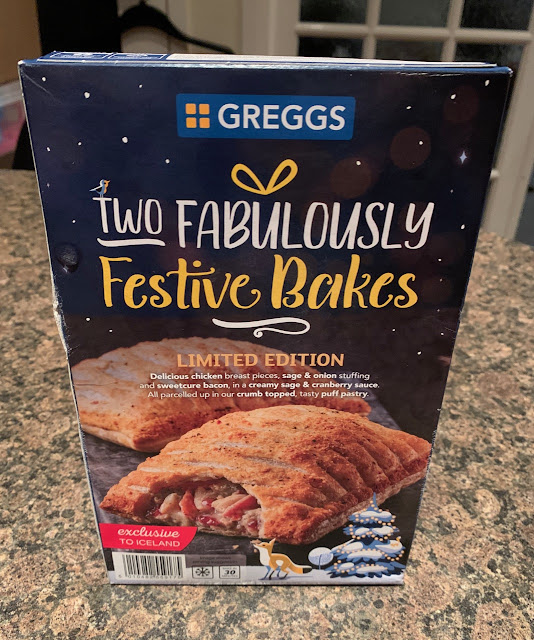 Greggs Festive Fabulous Bakes