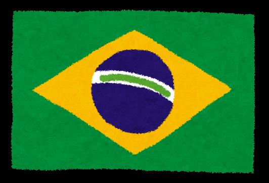 イラスト イラスト 国旗 : 南アメリカの国旗のイラスト ...