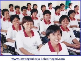 Kerja ke Luar Negeri Sistem Potong Gagi-Info hub Ali Syarief Hp. 087781958889 - 081320432002