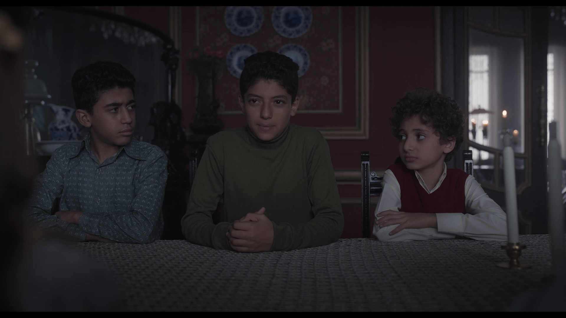 Paranormal (2020) Temporada 1 1080p WEB-DL Latino