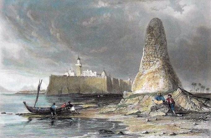 BURJ AL-RUS, la terrorífica torre construida con cráneos españoles