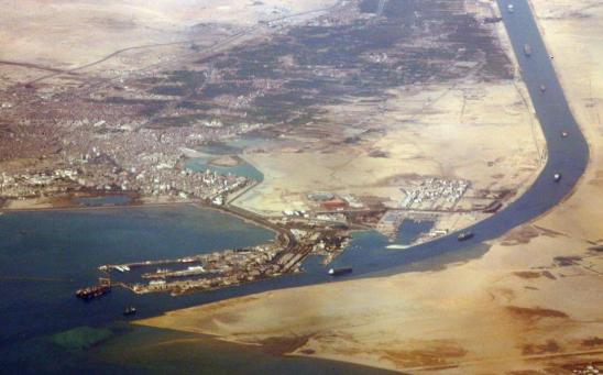 السويس - Suez
