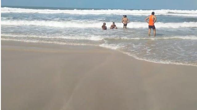 द्वारका बीच (समुद्र तट) - Dwarka Beach in Hindi