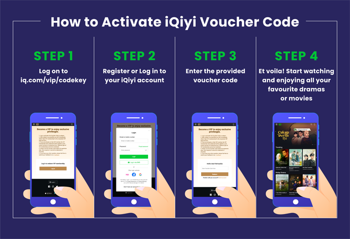 iQiyi Partners with CITF for iQiyi Bersama Rakyat Malaysia Campaign